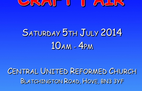 Made 4 U craft fair this Saturday!